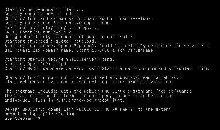 El poder de Linux y sus programas de Terminal